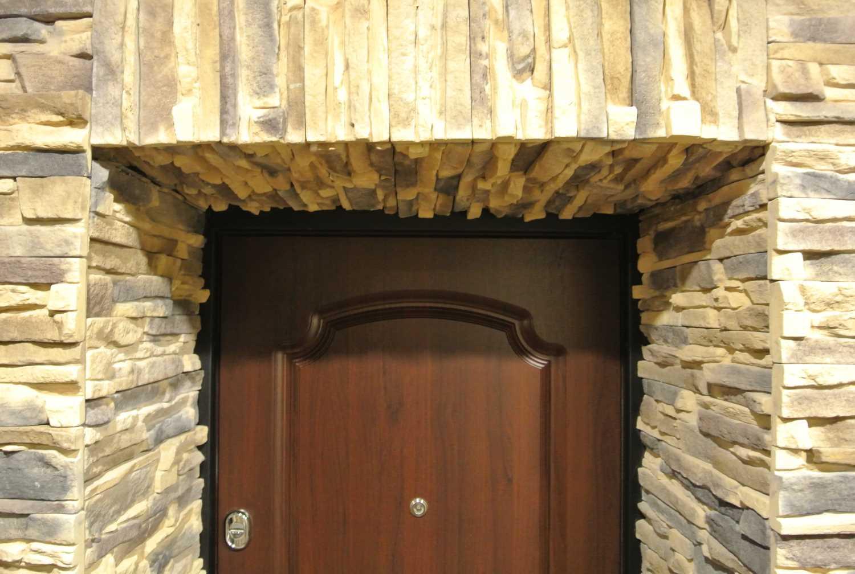 активирую данный отделка дверных проемов искусственным камнем фото фото описание