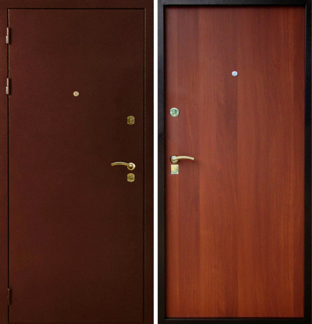 входная дверь металлическая интернет