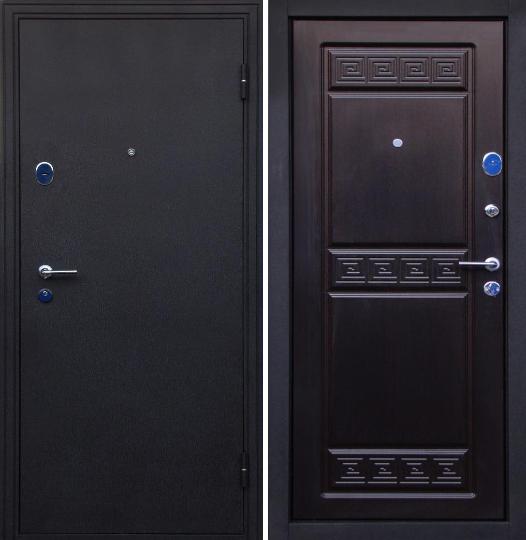 Металл двери фото