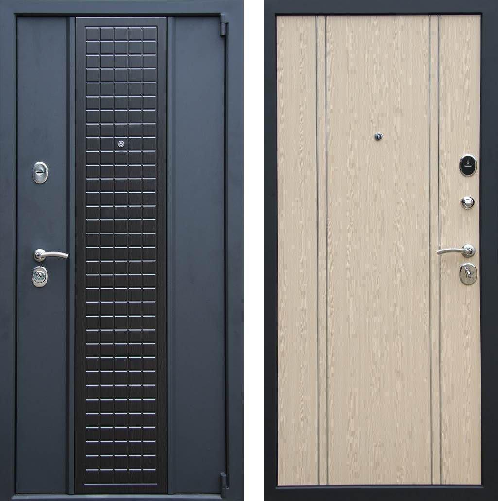 двери входные металлические модерн