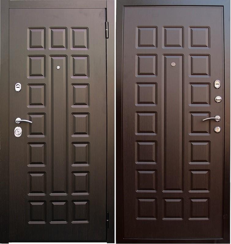металлическая дверь в квартиру квартиры в москве венге