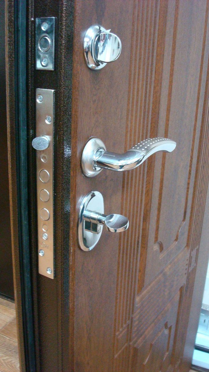 металлическая дверь входная в юао