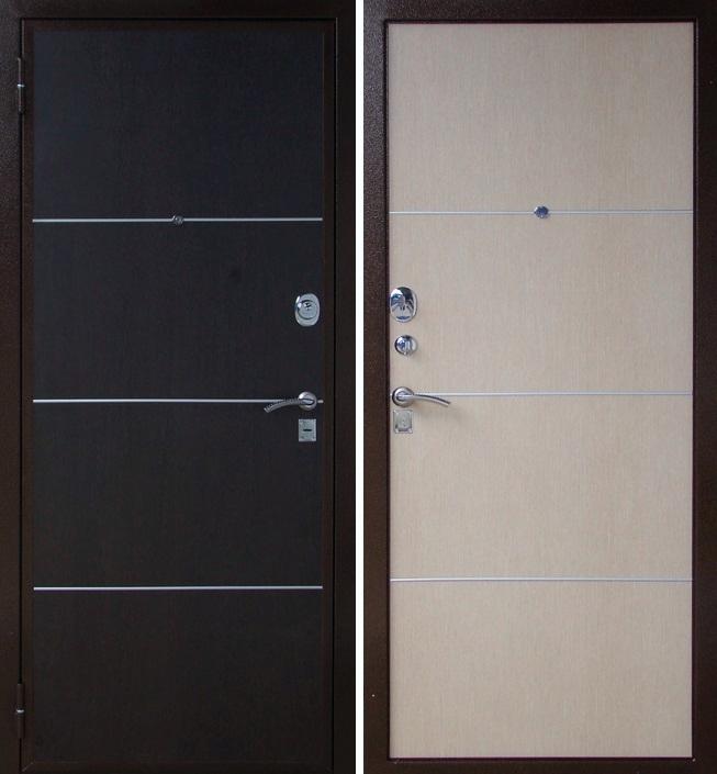 дверь металлическая входная за 10 тысяч