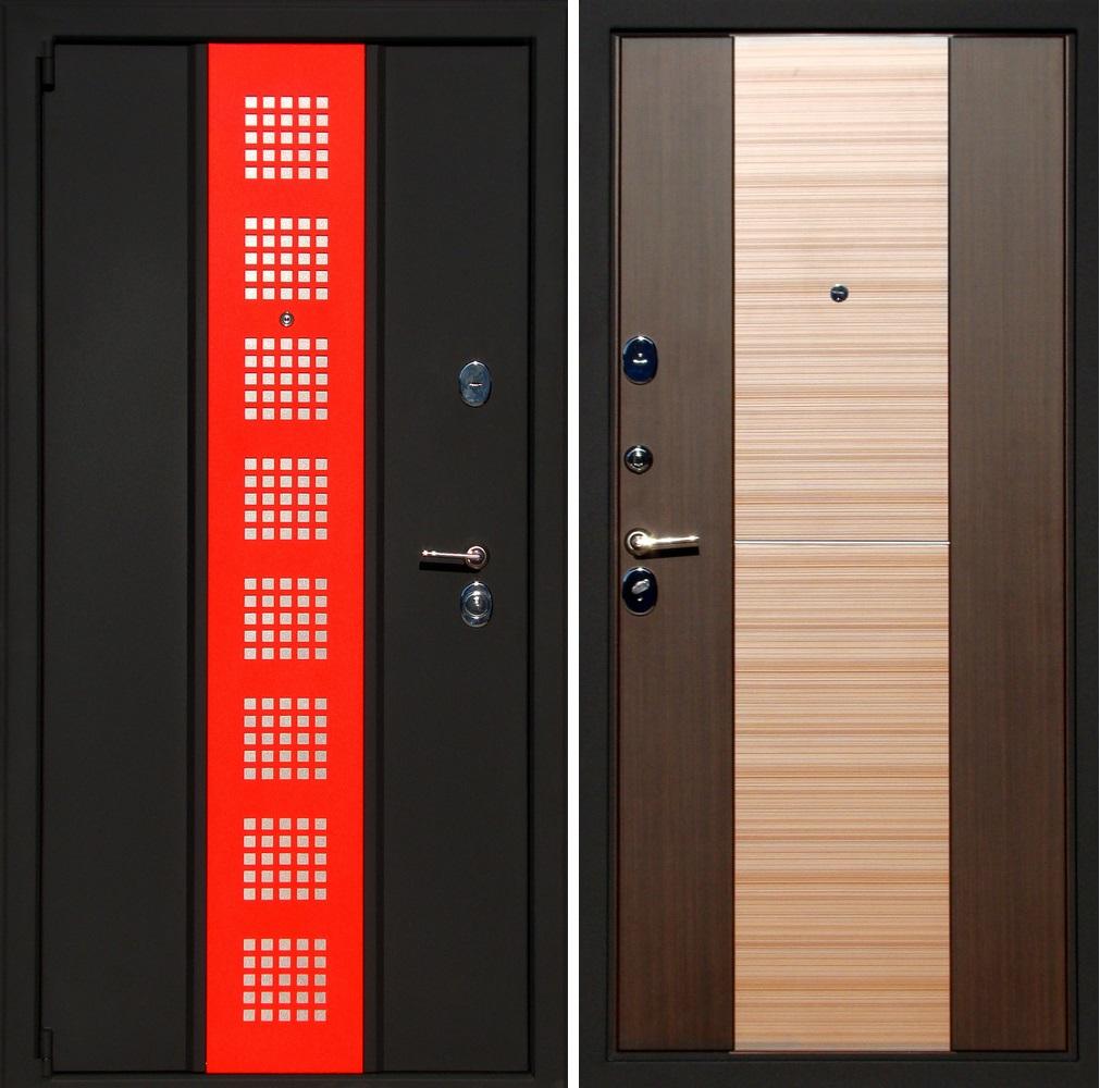 дверь железная техническая дешевая